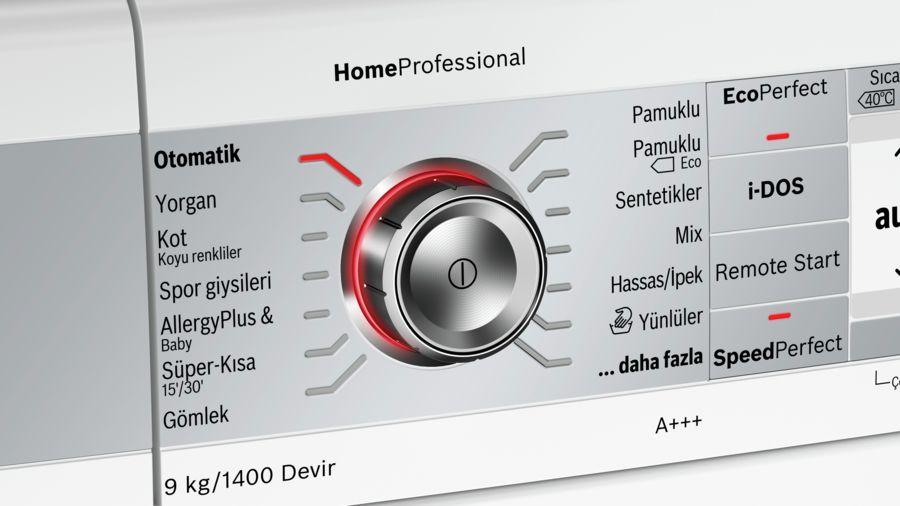 Home Professional Çamaşır Makinası