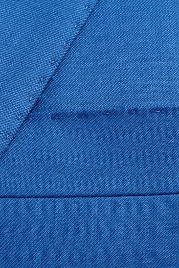 Mavi Klasik Takım Elbise