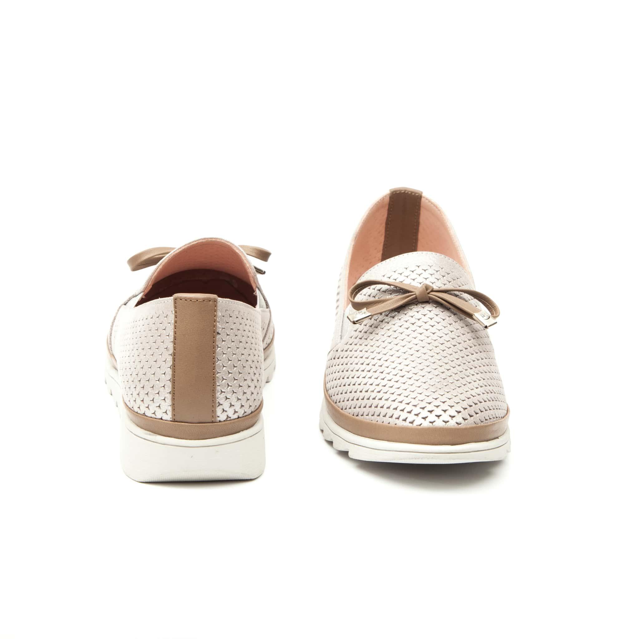 53463 Günlük Kadın Ayakkabı Vızon
