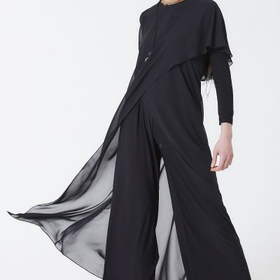 Armine Abiye Elbise Siyah