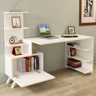 Olivia Çalışma Masası Beyaz