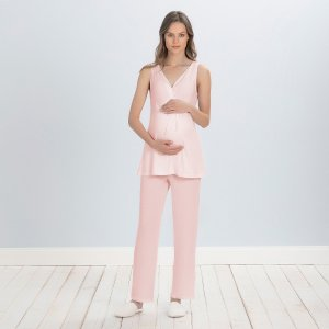 Riamo Pijama Takımı Rose