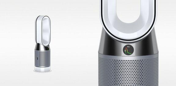 Dyson Pure Hot+Cool Havayı Temizleyen Isıtıcı-Soğutucu Fan
