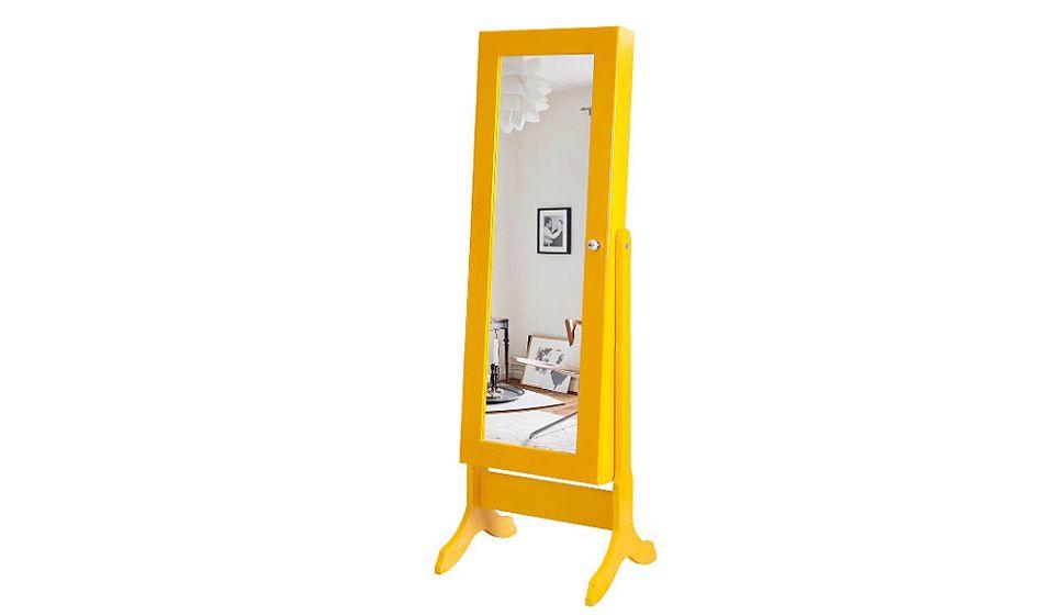 Aynalı Takı Dolabı