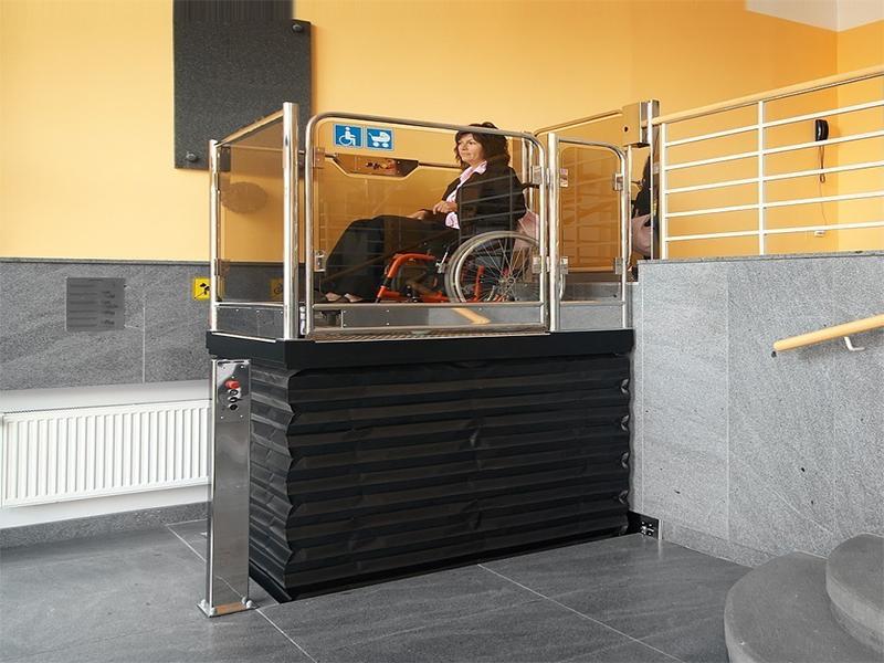 Engelli Asansörü 1