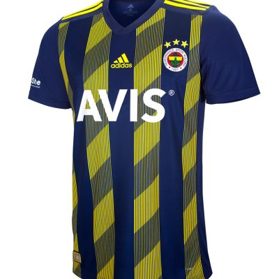 Fenerbahçe Çubuklu Maç Forması