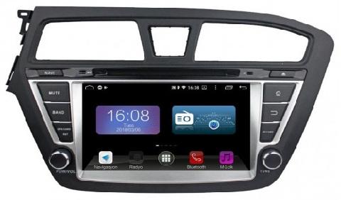Hyundai i20 Oto Teyp
