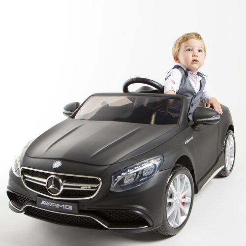 Mercedes Akülü Çocuk Araba 1