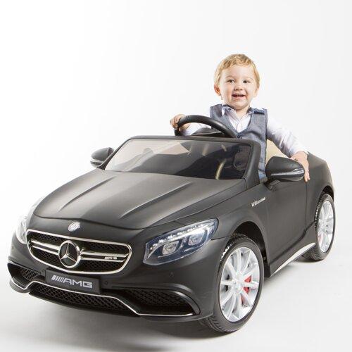 Mercedes Akülü Çocuk Araba 2