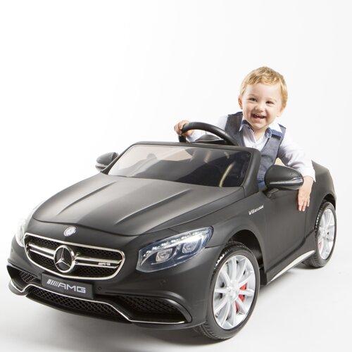 Mercedes Akülü Çocuk Araba