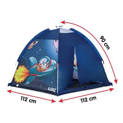 Oyun Çadırı Mavi