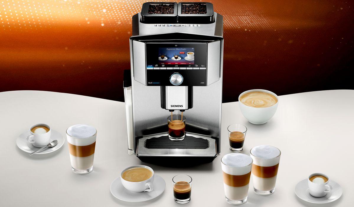 Tam Otomatik Kahve Makinesi 1