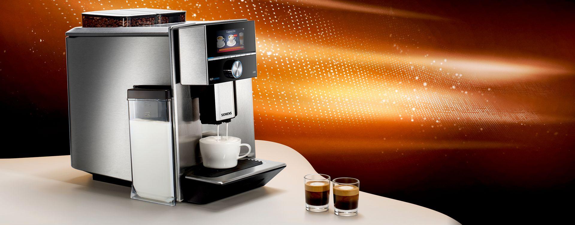Tam Otomatik Kahve Makinesi 3