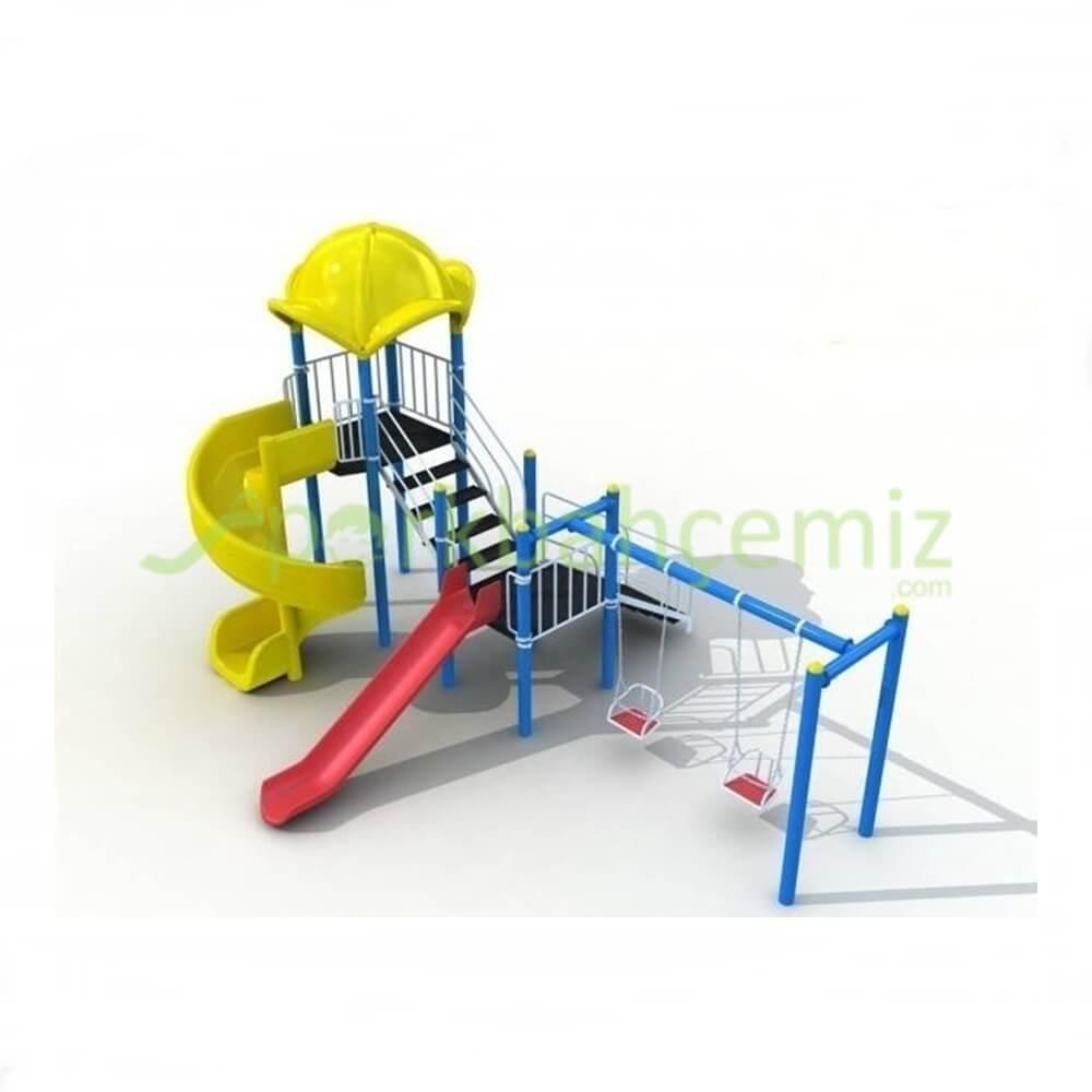 Çift Kule Oyun parkı