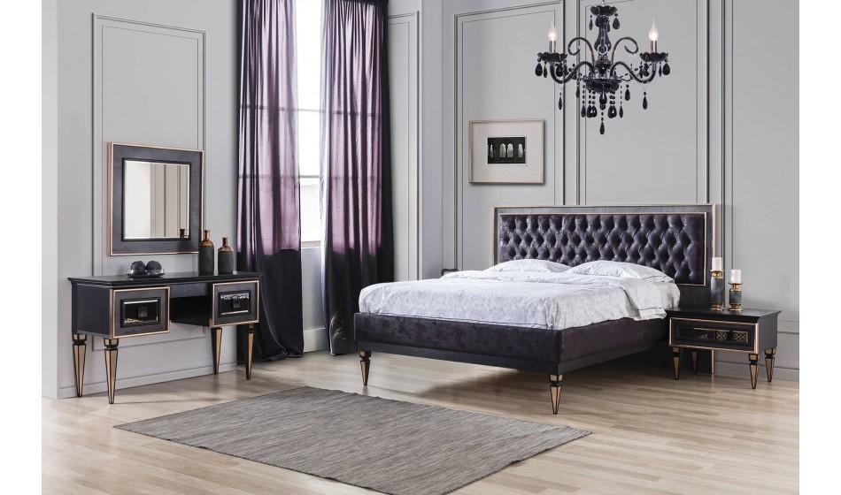 Çırağan Art Deco Yatak Odası Takımı 1