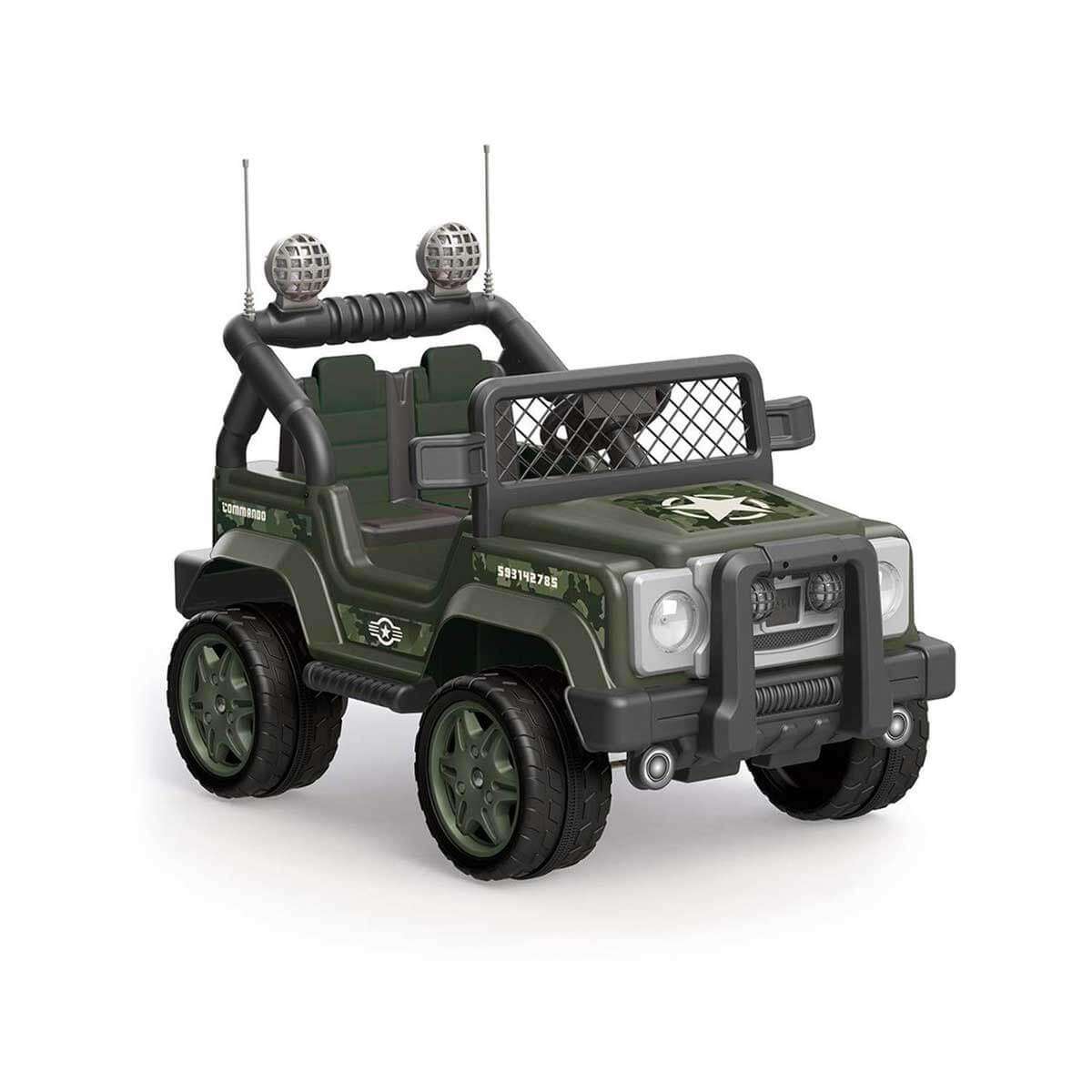 Commando Akülü Araba
