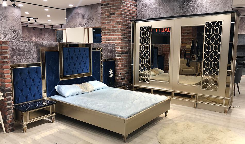 Alex Art Deco Yatak Odası Takımı 1