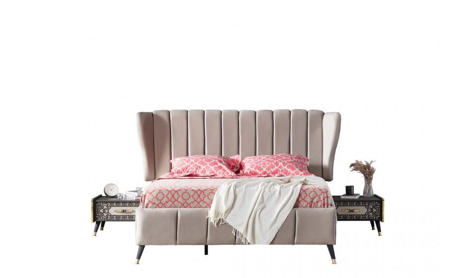 Aspendos Art Deco Yatak Odası Takımı 1