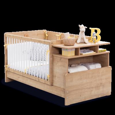 Bebek Odası& Parlak Yatak