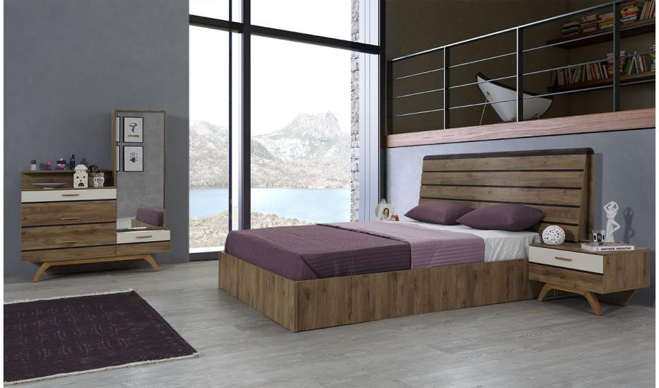 Bursa Ceviz Yatak Odası Takımı 1