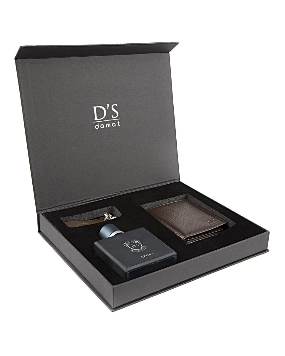 Cüzdan Anahtarlık Parfüm Seti 1