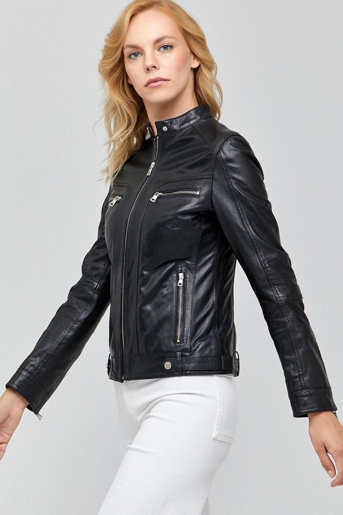 Kadın Deri Ceket 1