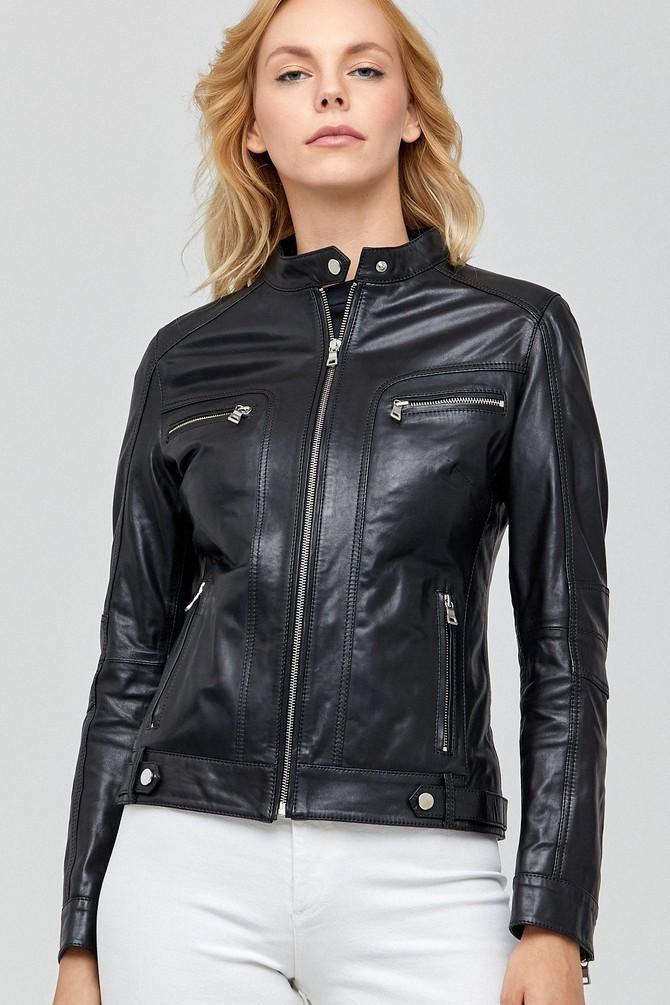Kadın Deri Ceket 2