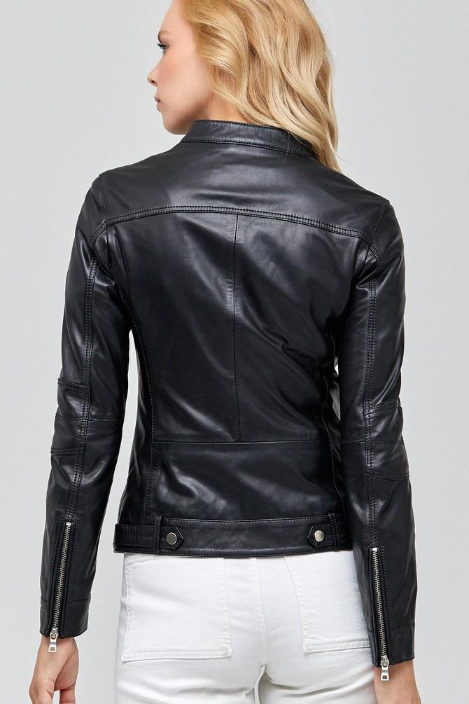 Kadın Deri Ceket 3