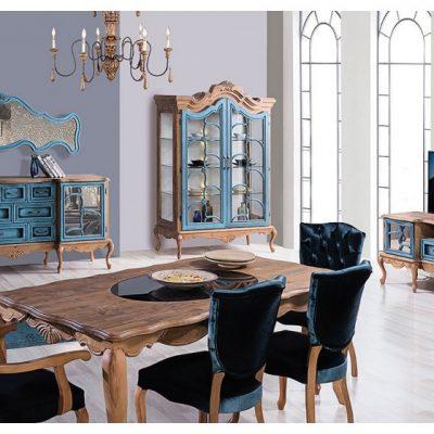 Grand Vintage Yemek Odası Takımı