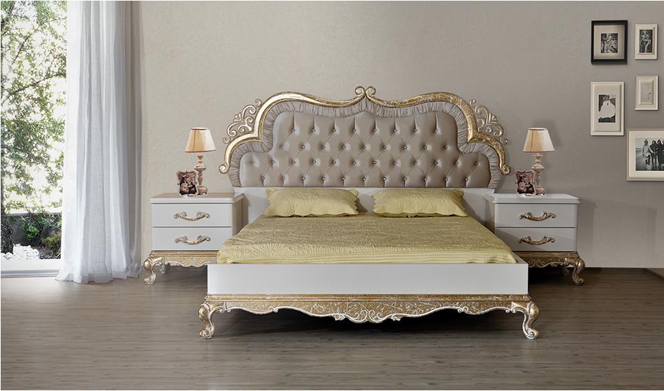 İnci Varaklı Yatak Odası Takımı 1
