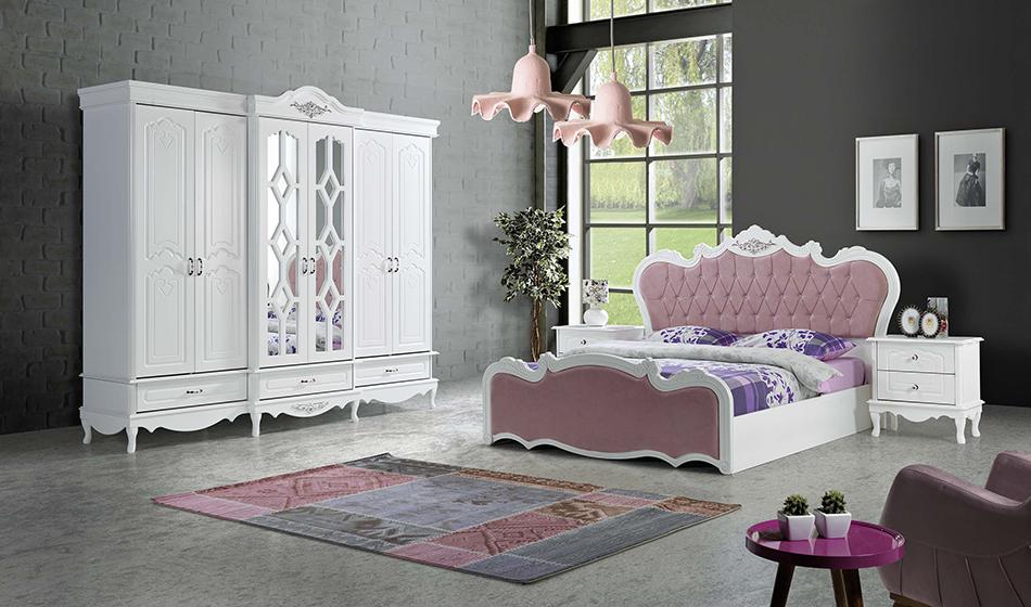 Hürrem Yatak Odası Takımı