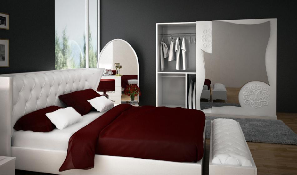 Harlem Yatak Odası Takımı 1