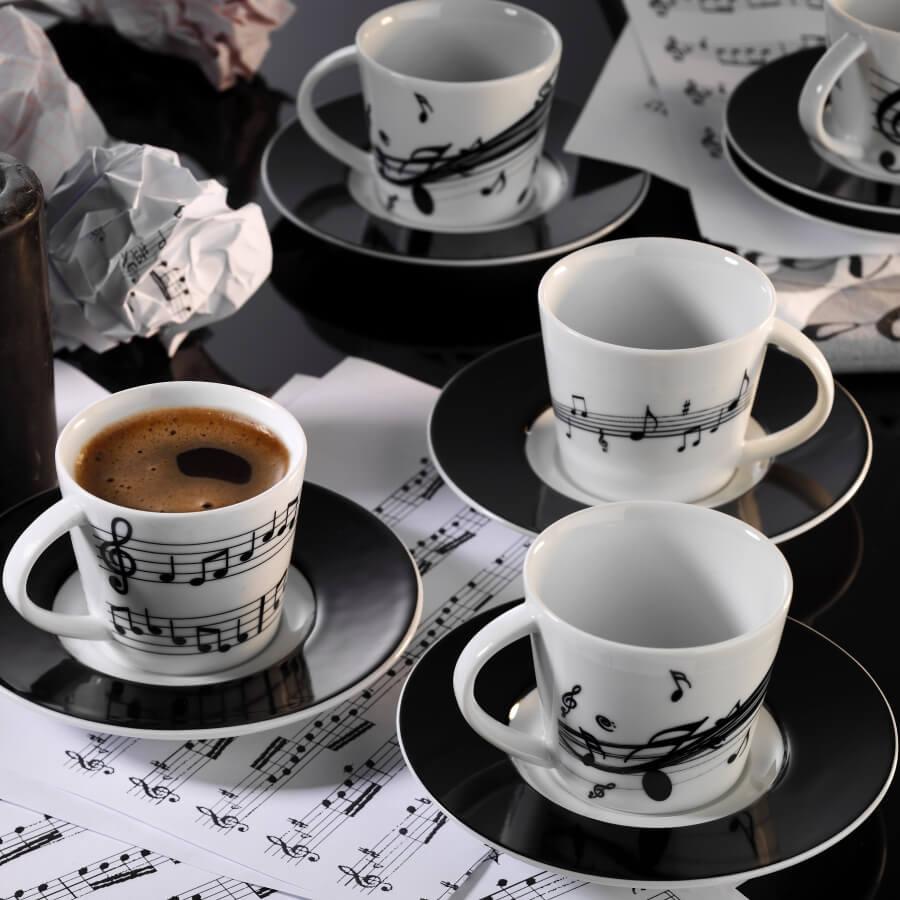 Senfoni Kahve takımı