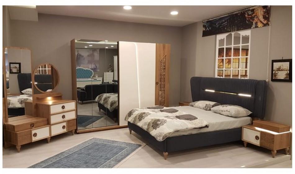 Zerafet Modern Yatak Odası Takımı 1