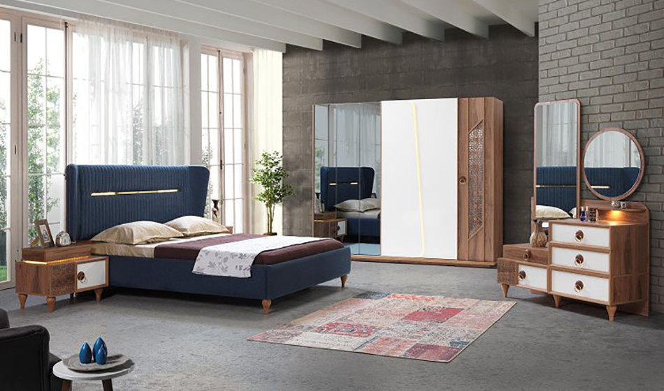 Zerafet Modern Yatak Odası Takımı
