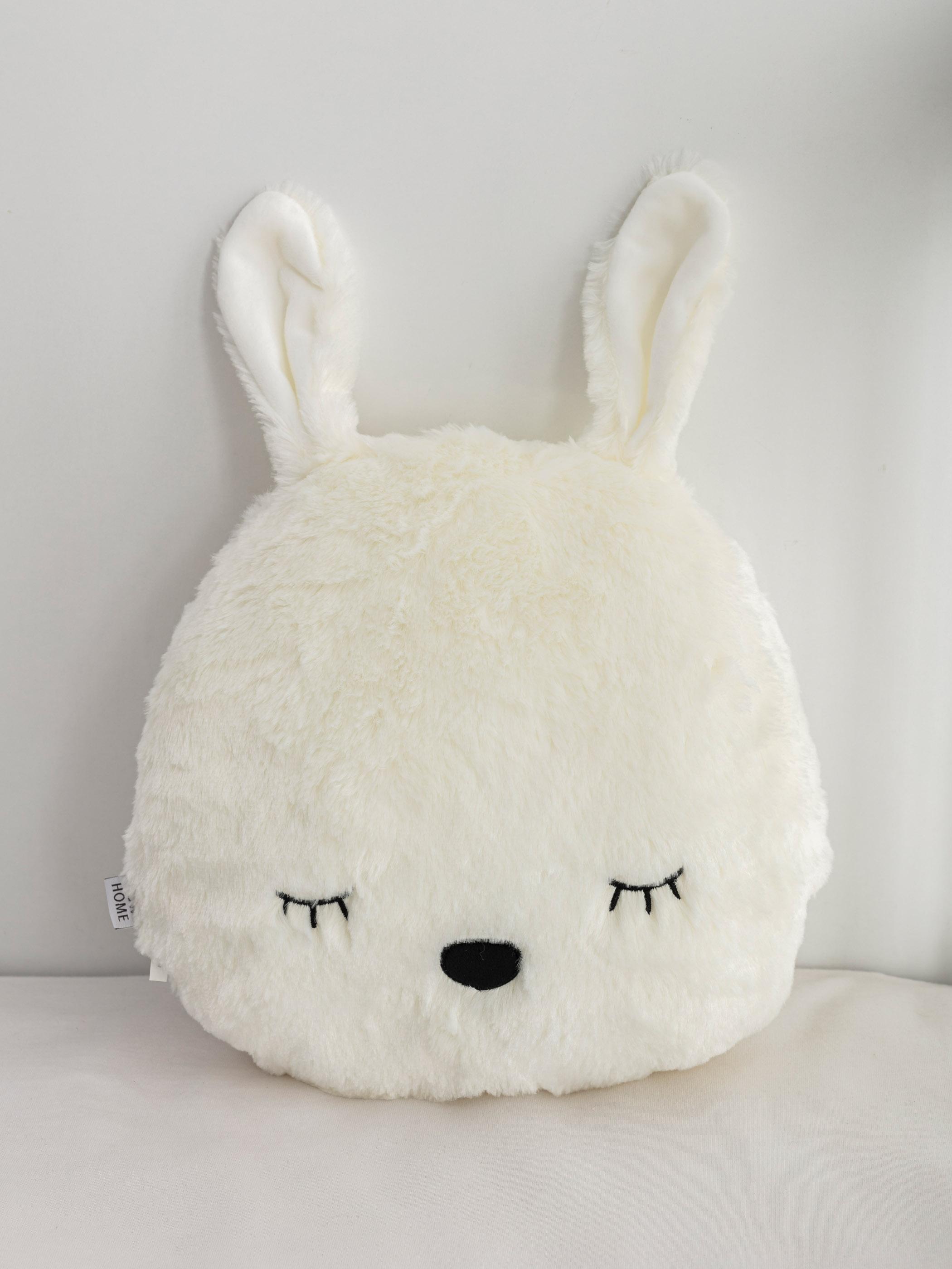 Peluş Tavşan Kırlent-
