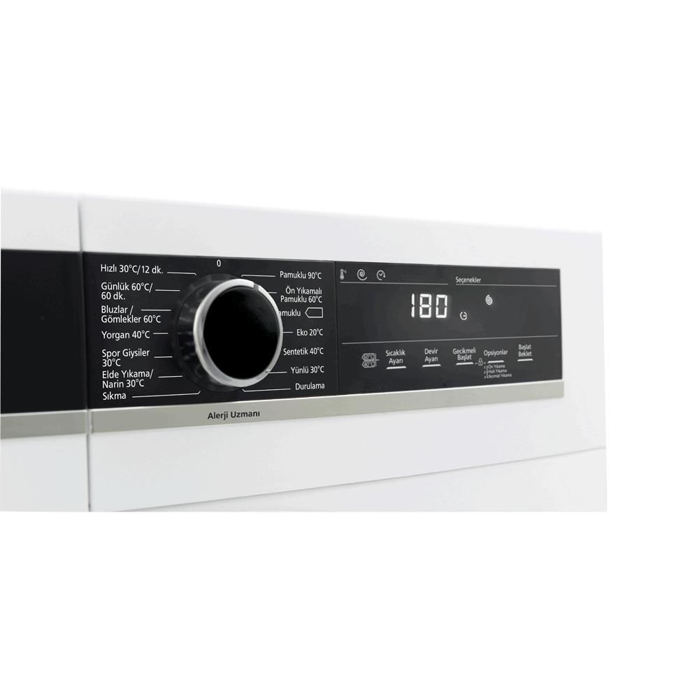 Vestel CMI 9812 G Çamaşır Makinesi-