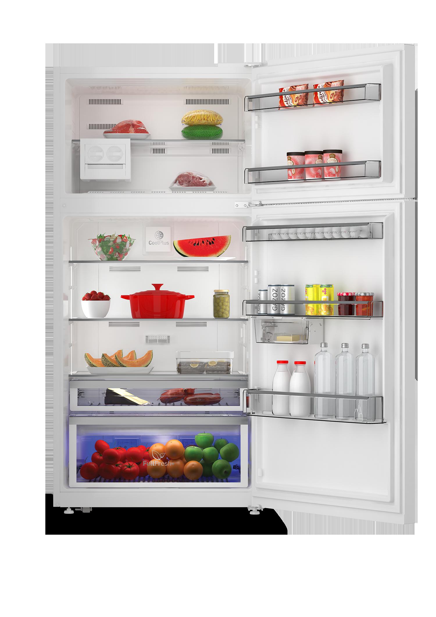 No Frost Buzdolabı-