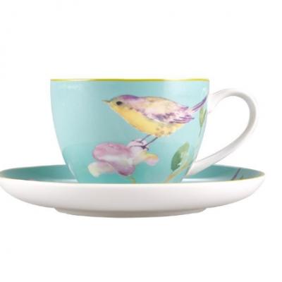 Aşiyan Porselen Çay Fincanı