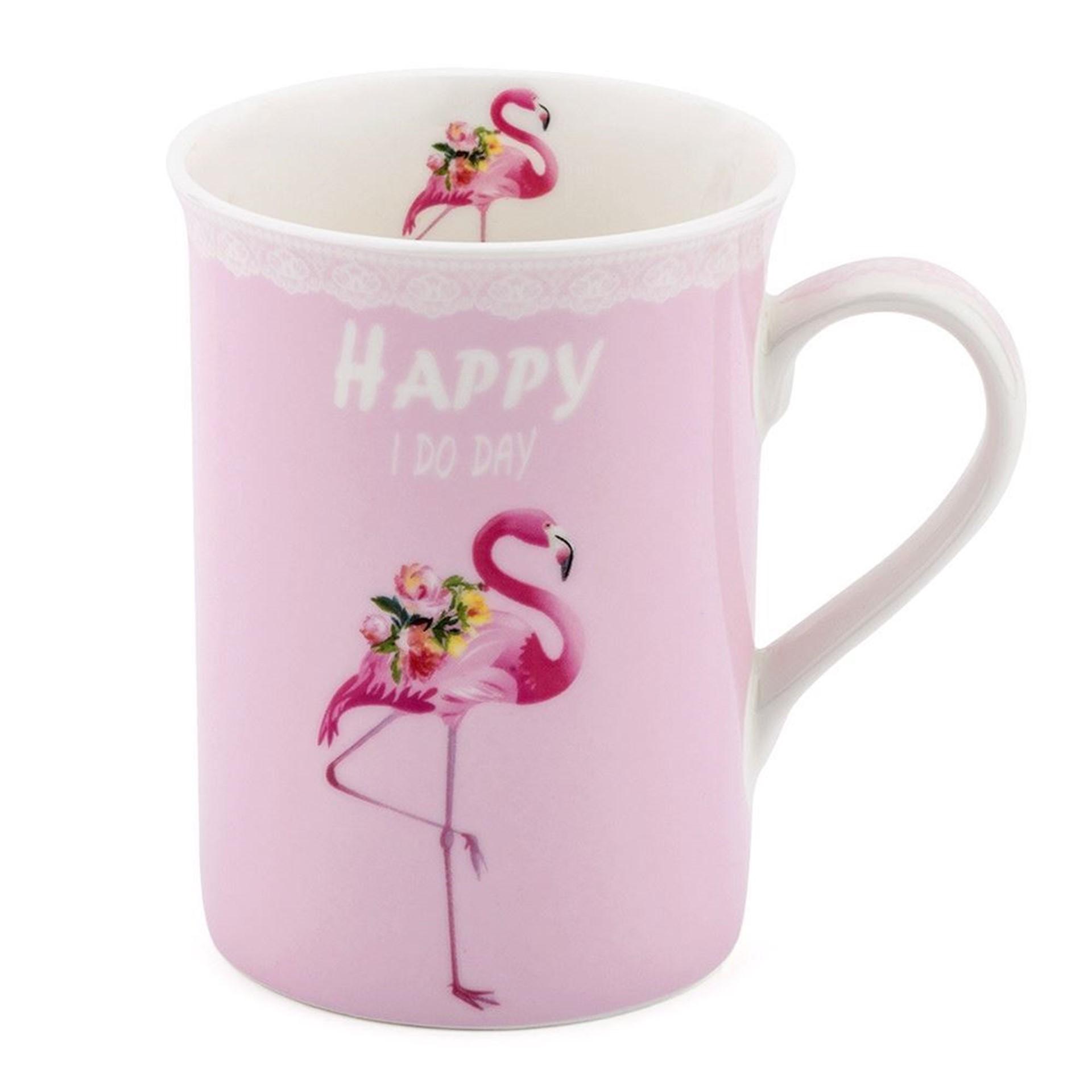 Flamingo 4 Parça Kupa Takımı-