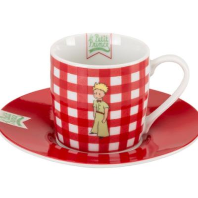 Küçük Prens Porselen Espresso Fincanı