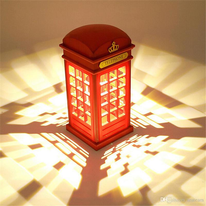 Londra Telefon Kulübesi Lamba