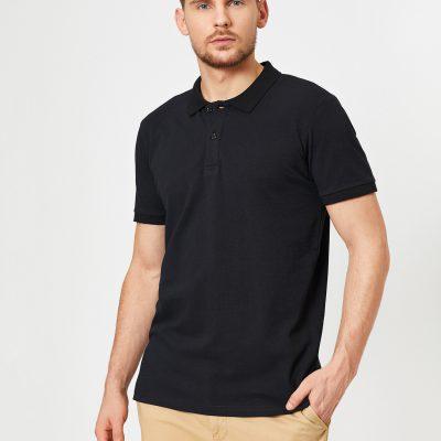 Polo Yaka Kısa Kollu Tişört