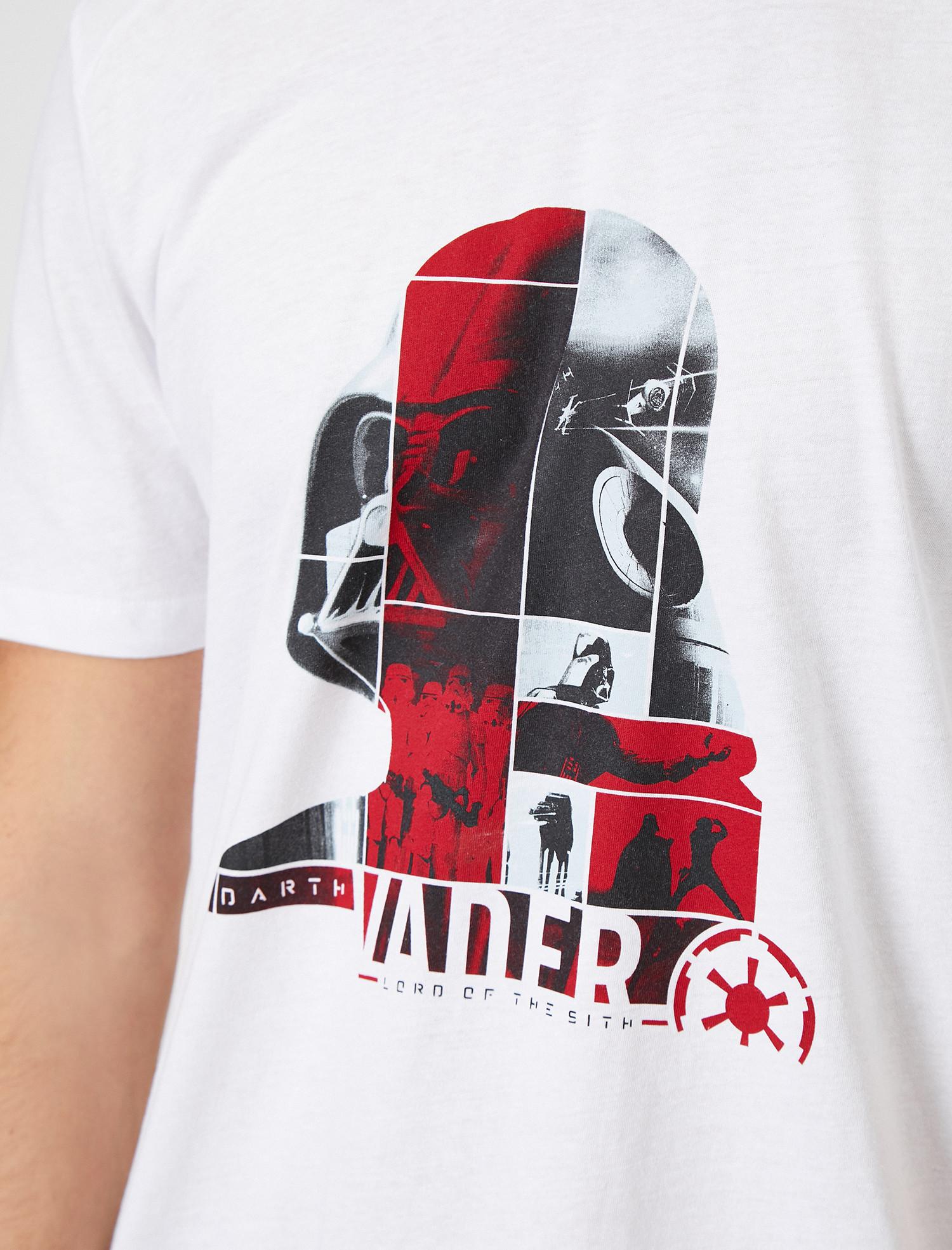 Star Wars Lisanslı Yazılı Baskılı T-Shirt-