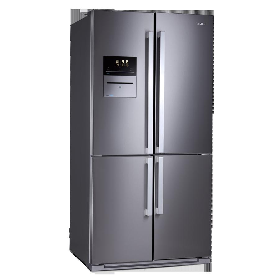 655 Lt A+ No-Frost Buzdolabı Ex Vakum