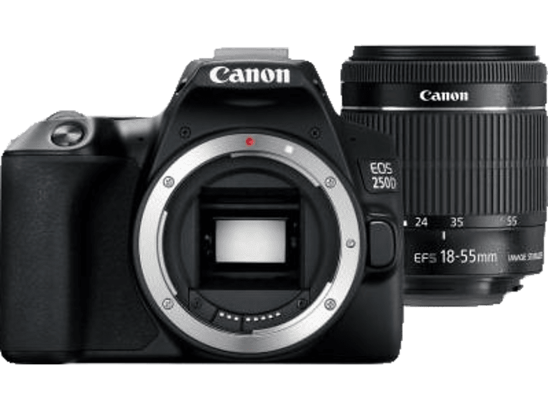 Canon EOS 250D Fotoğraf Makinesi