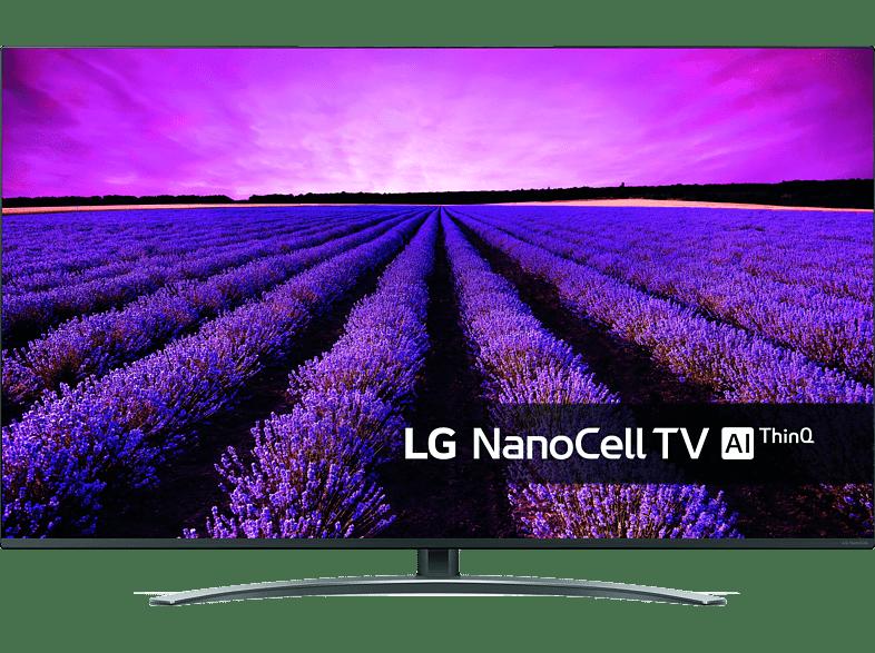 LG 123 Ekran Uydu Alıcılı Ultra HD LED TV