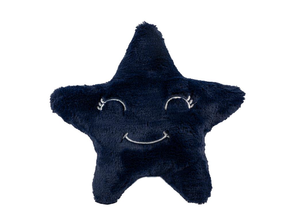 Little Stars Dekoratif Yastık Lacivert-