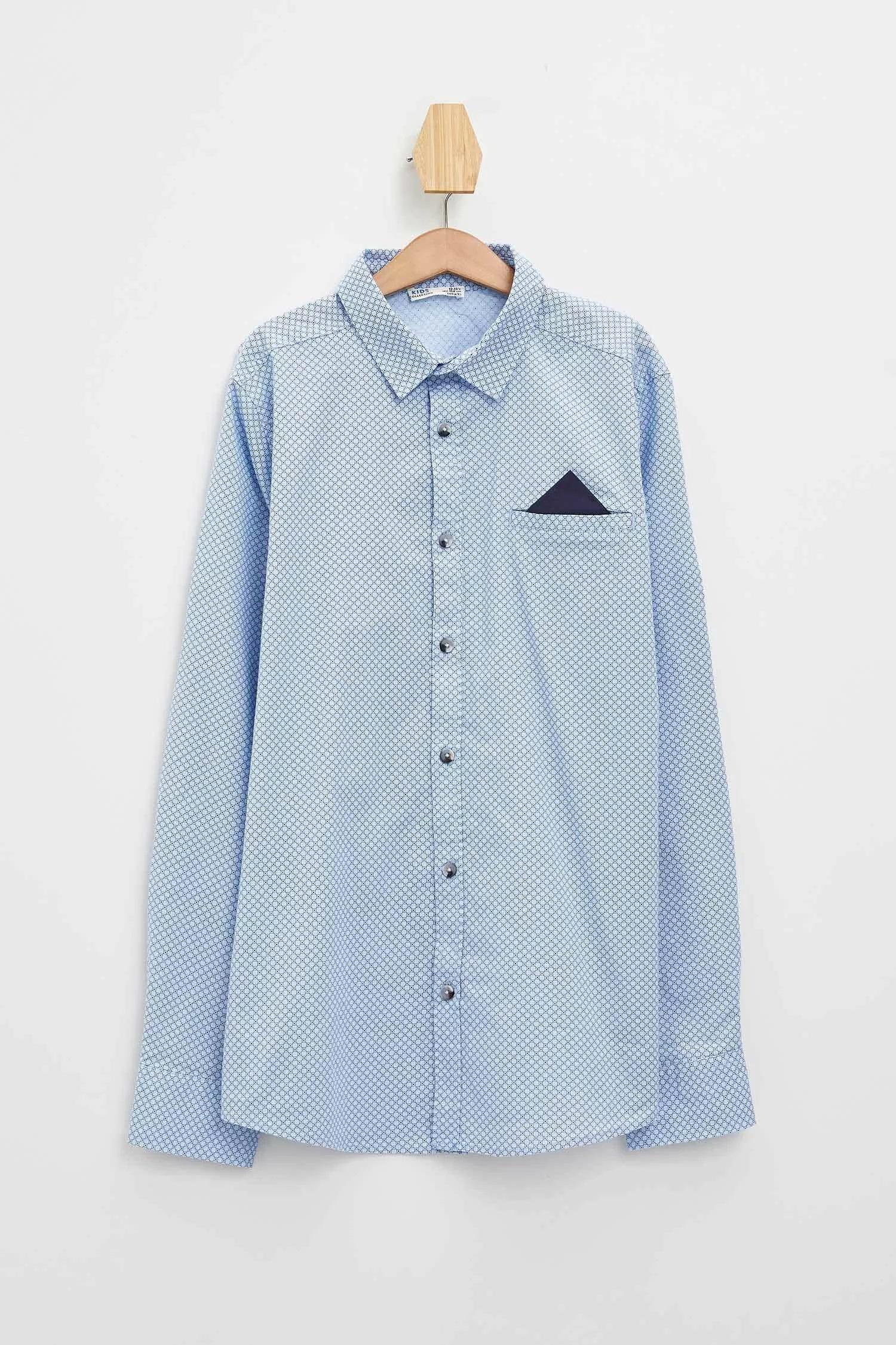 19 Mayıs Erkek Çocuk Baskılı Gömlek-