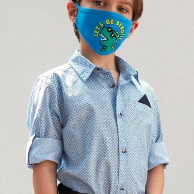19 Mayıs Erkek Çocuk Baskılı Gömlek